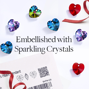 swarovski crystals Valentine's Day gifts for women her  for women