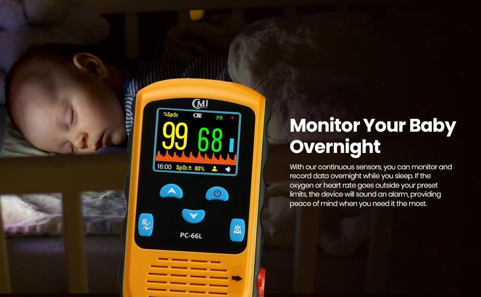 PC-66L W72 Rechargeable Infant Continuous