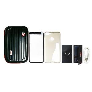 Free Accessories, iO Pro Case, Screen Protector, USB Cable