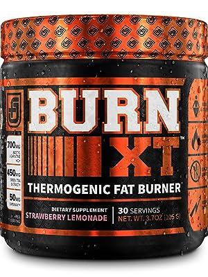 burn xt condensation