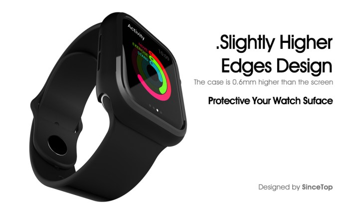 CASE FOR IWATCH 4/5/6/SE