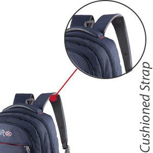 Cushioned Strap BAckpack