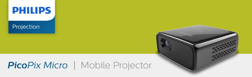 PicoPix Micro, Mobile Projector, Philips Projection, Screeneo