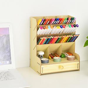 pen desk organizer