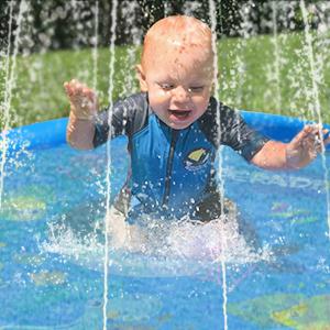 Tappetino Gioco d'Acqua per Bambini