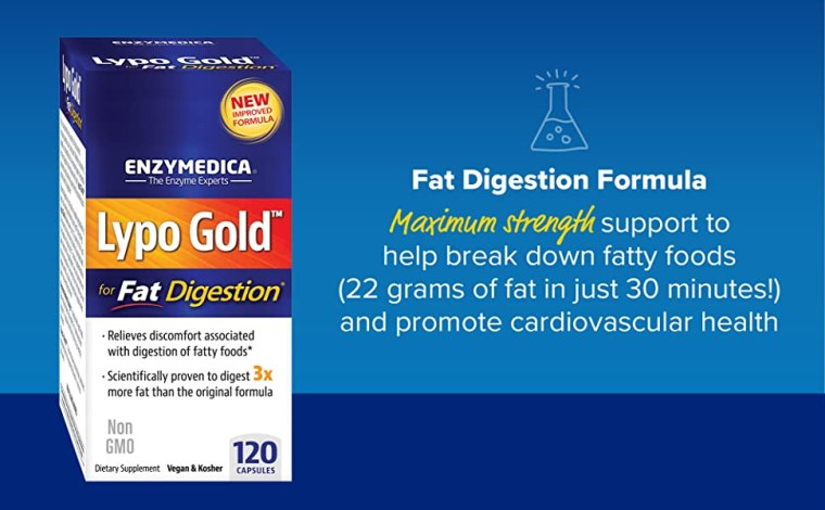 Fat Digestion Formula