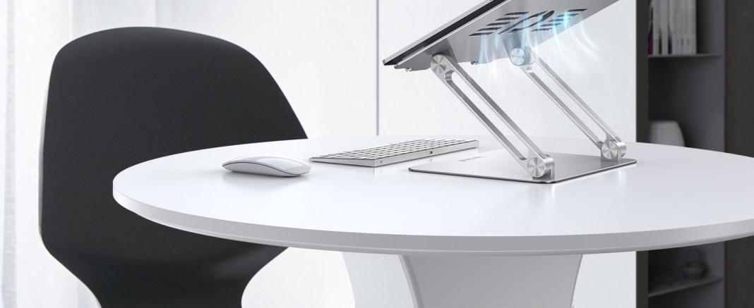 laptop stand holder