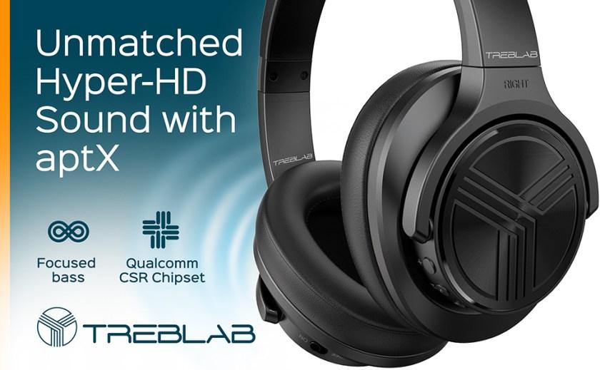 Unmatched Hyper-HD Sound with aptX