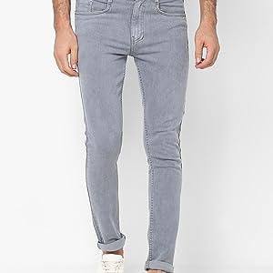 Denim jeans;washed Jeans for men;Jeans for mens washed;Men Denim Jean;Grey Jean for men;Men jean