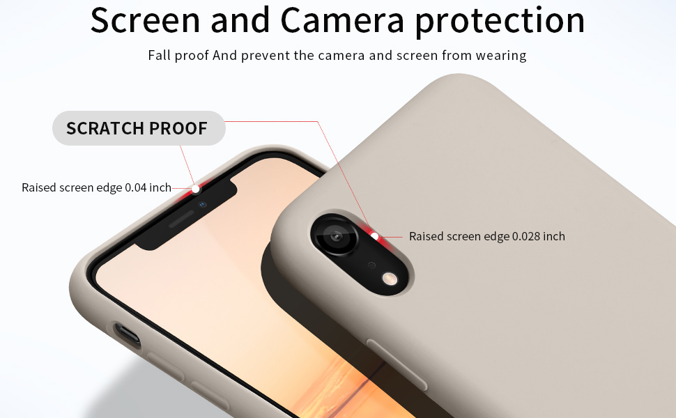xr camera protection