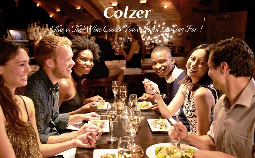COLZER WINE COOLER