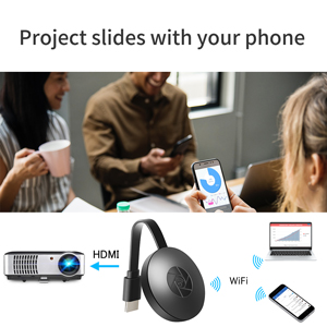 Project slides with your phone