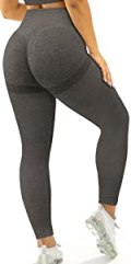 Scrunch yoga leggings