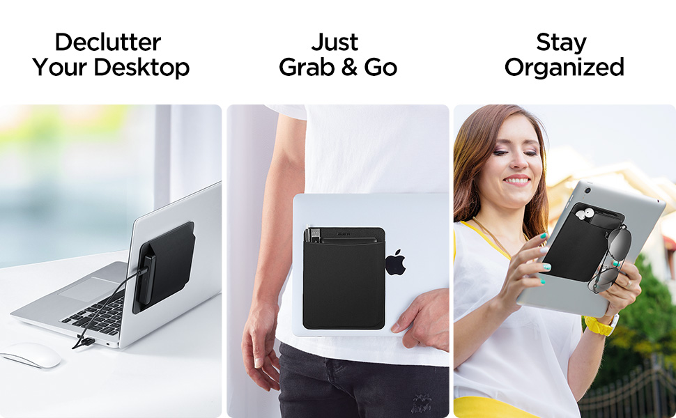 Portable External Hard Drive Carrying Case
