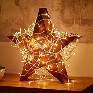 2 iSolem 100 LED Indoor Fairy Lights with [Remote] &[Timer] on 36ft Clear String 748d0e13 3efa 4cde 80ae cc4caf69b188