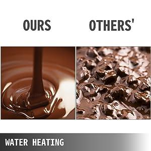 tempering chocolate machine