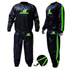 Green Sauna Suit