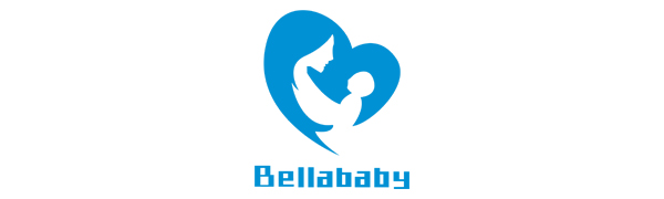 Bellababy - Bellababy Double Electric Breast Feeding Pumps Pain Free Strong Suction Power Touch Panel High Definition Display