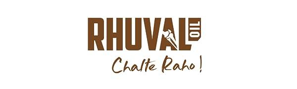 Rhuval Oil Logo