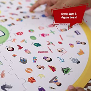 Toiing, Board Game, Gift for kids, Indoor Game