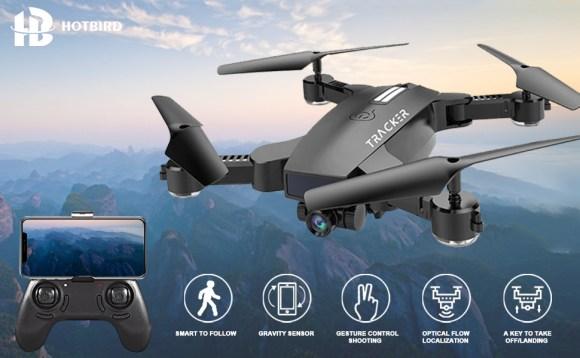 Follow Me Mini Drone with Camera