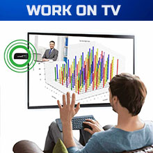 Magicstick work on TV