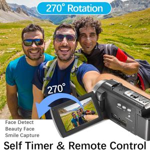 Self Timer & Remote Control