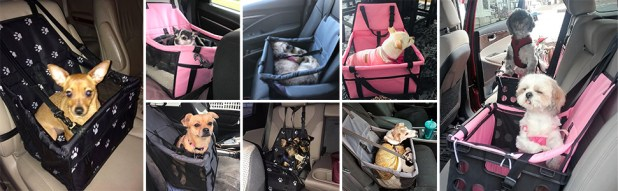 Petbobi dog car seat for travel