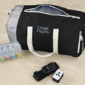 Carry On  Duffel Bag  Travel Inspira