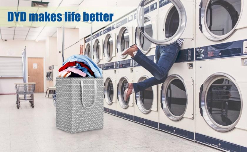DYD Laundry Hamper & Basket