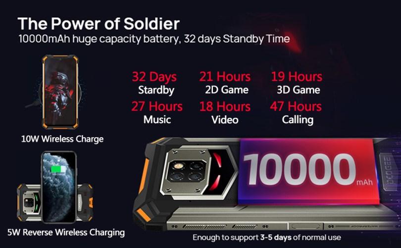 10000mah phone