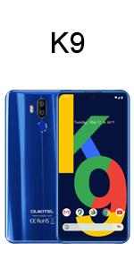 k9 blue