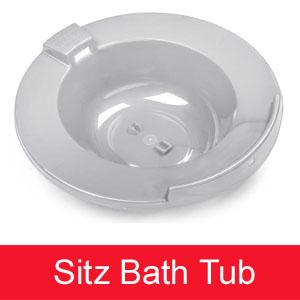Sitz Bath Tub