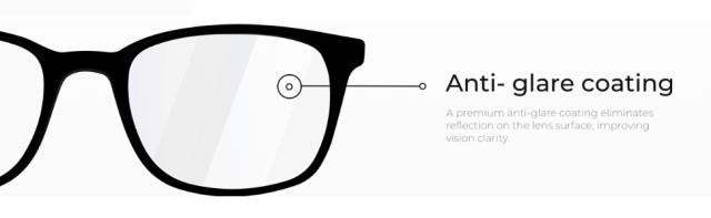 Intellilens blue cut glasses anti glare lenskart mens spectacles