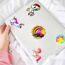 Laptop stickers for Girls Kids