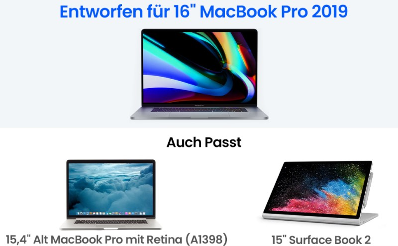 macbook pro 15 hülle