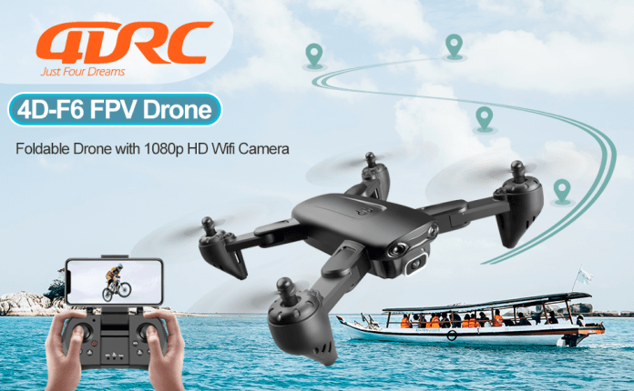 drone with camera