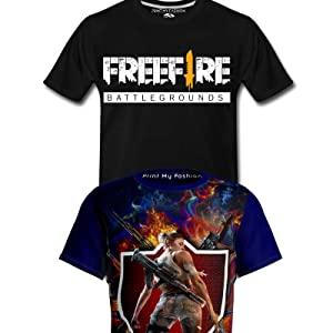 Combo Pack of 2 T-Shirts