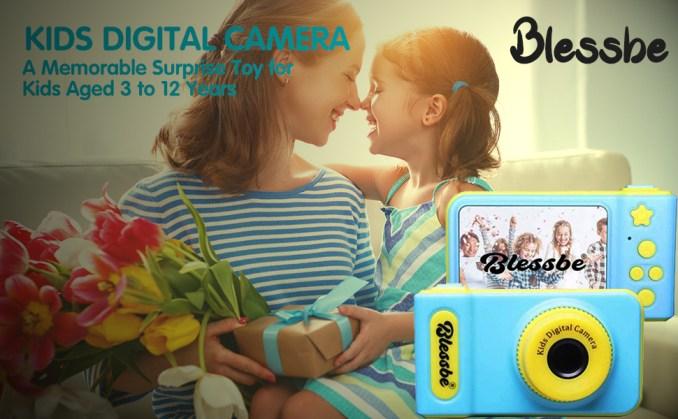 blessbee digital camera for kids