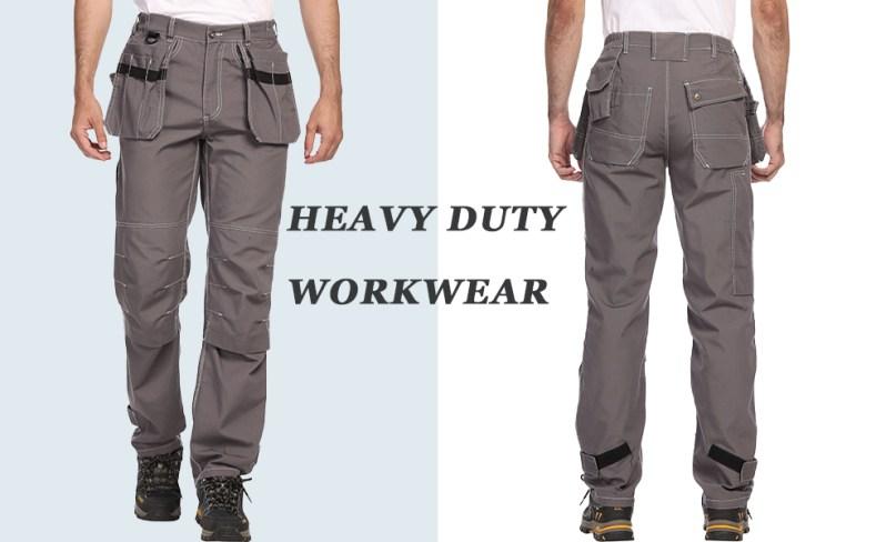 double front pants