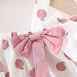 Toddler Baby Girls Clothes Ruffle Cami Top White Lace Tank Top Striped Short Pants Summer Outfit Set