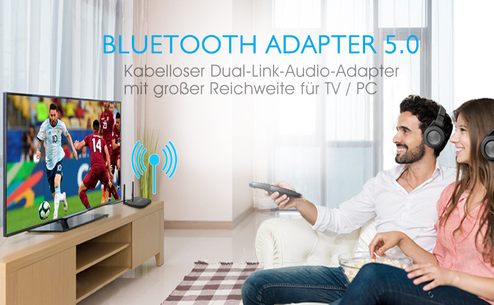 Bluetooth Adapter 5.0