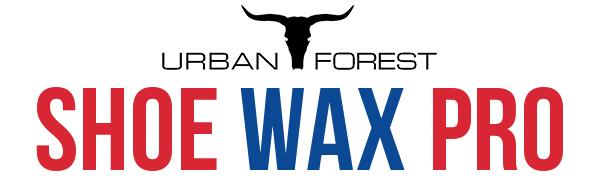SHOE WAX PRO von URBAN FOREST