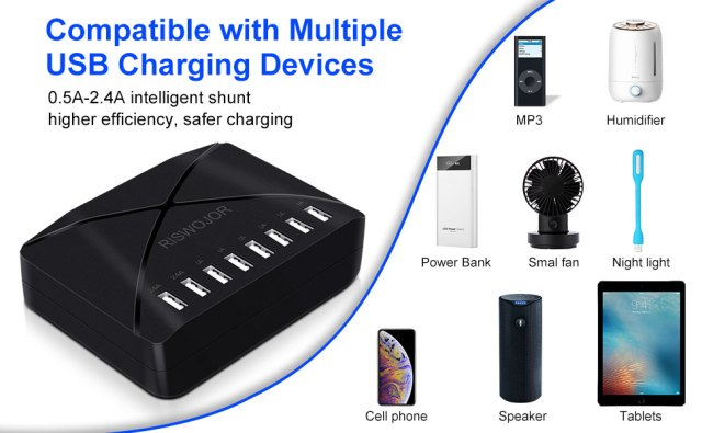 usb multi charger