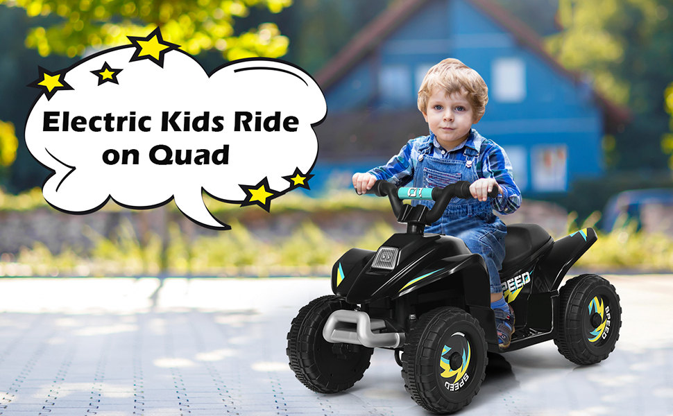 ride on atv