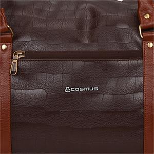 External Zipper Pocket