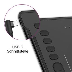 USB-C interfész