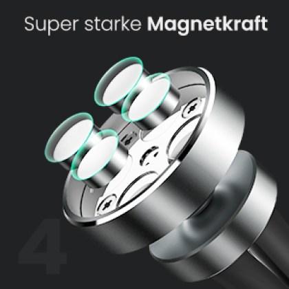 starke Magnetkraft