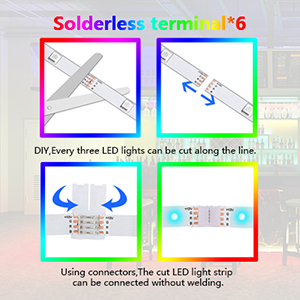50ft led strip