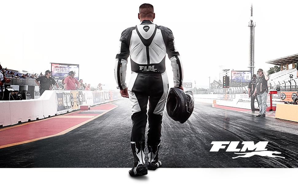 Marke FLM Sport Motorradbekleidung Um Deine Grenzen zu verschieben, musst Du sie kennen.